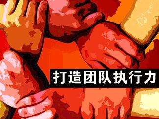 陈昱瑾:团队执行力