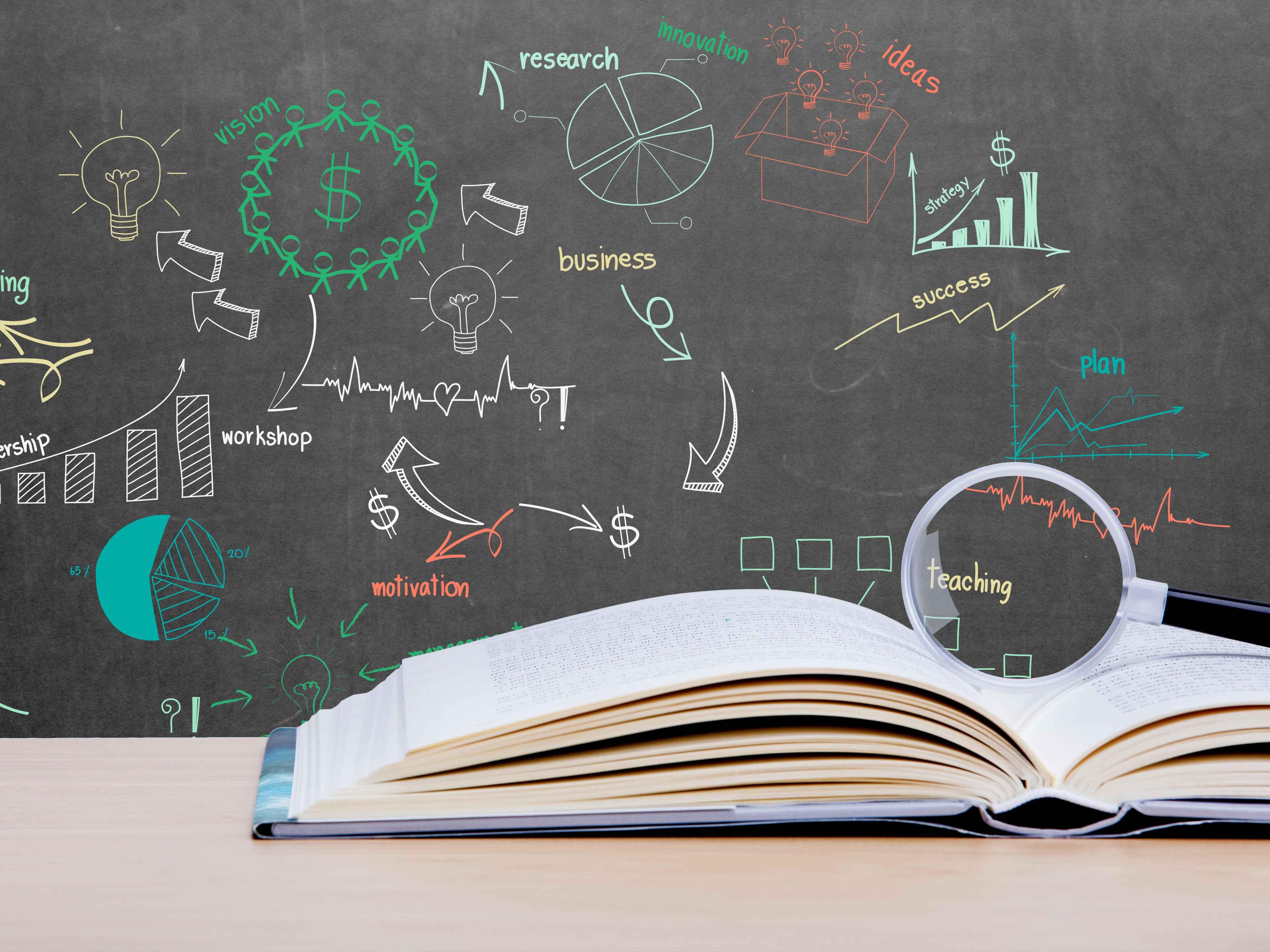 强帅:战略模式实案解析——以几家教育公司为例