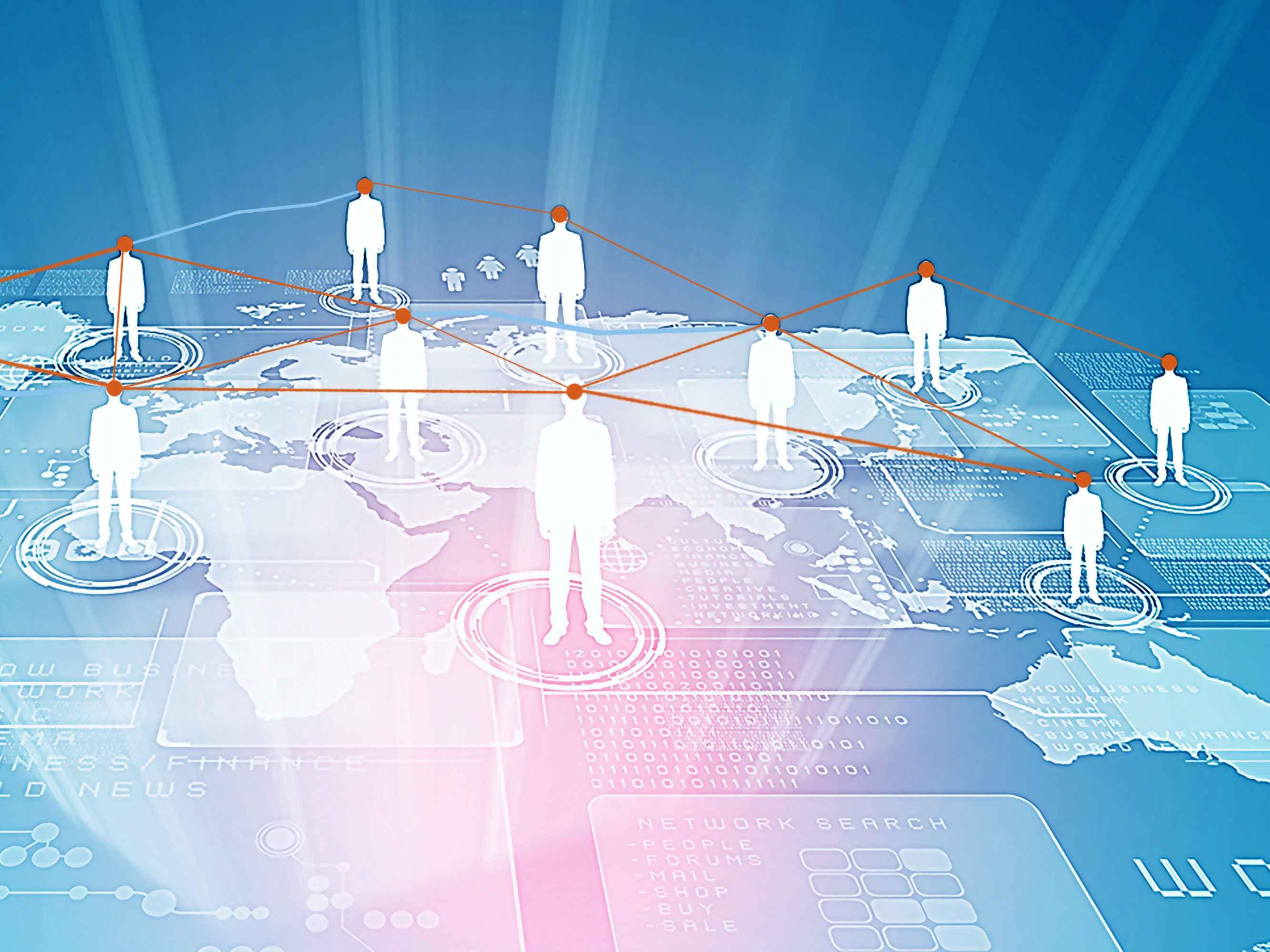 【25日14:00】许新:企业转型与创新的平台化战略及实战