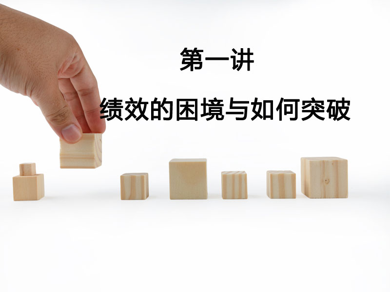 陈镭:绩效的困境与如何突破 }