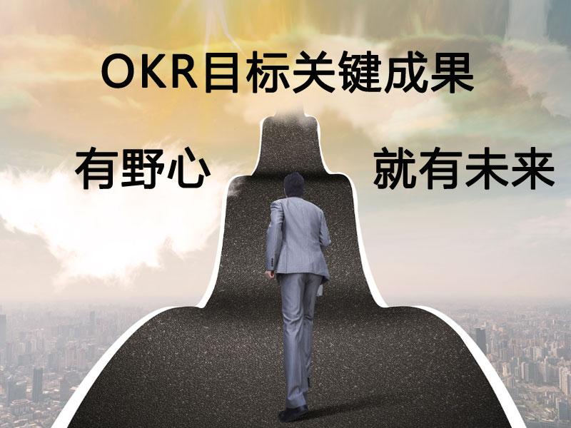 陈镭:OKR目标关键成果:有野心就有未来