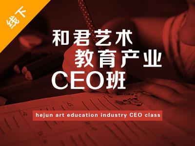 和君艺术教育产业CEO班