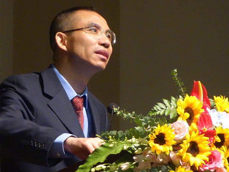 王明夫:组织理论与设计